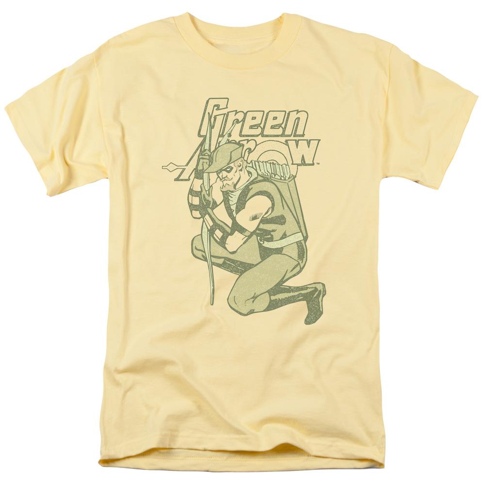 Green Arrow On Target T-Shirt