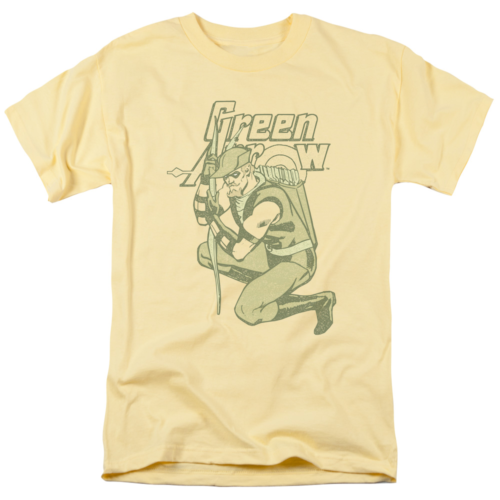 Green Arrow On Target T-Shirt