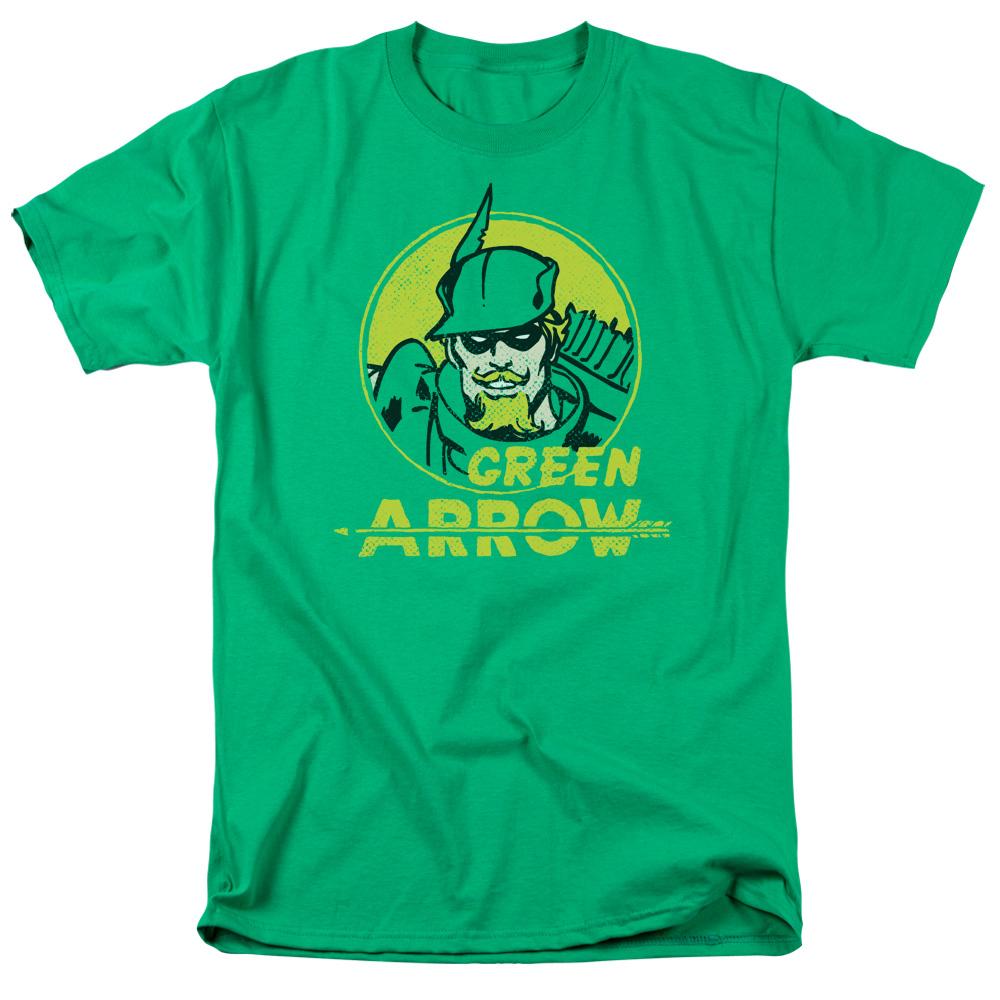 Green Arrow Archer Circle T-Shirt
