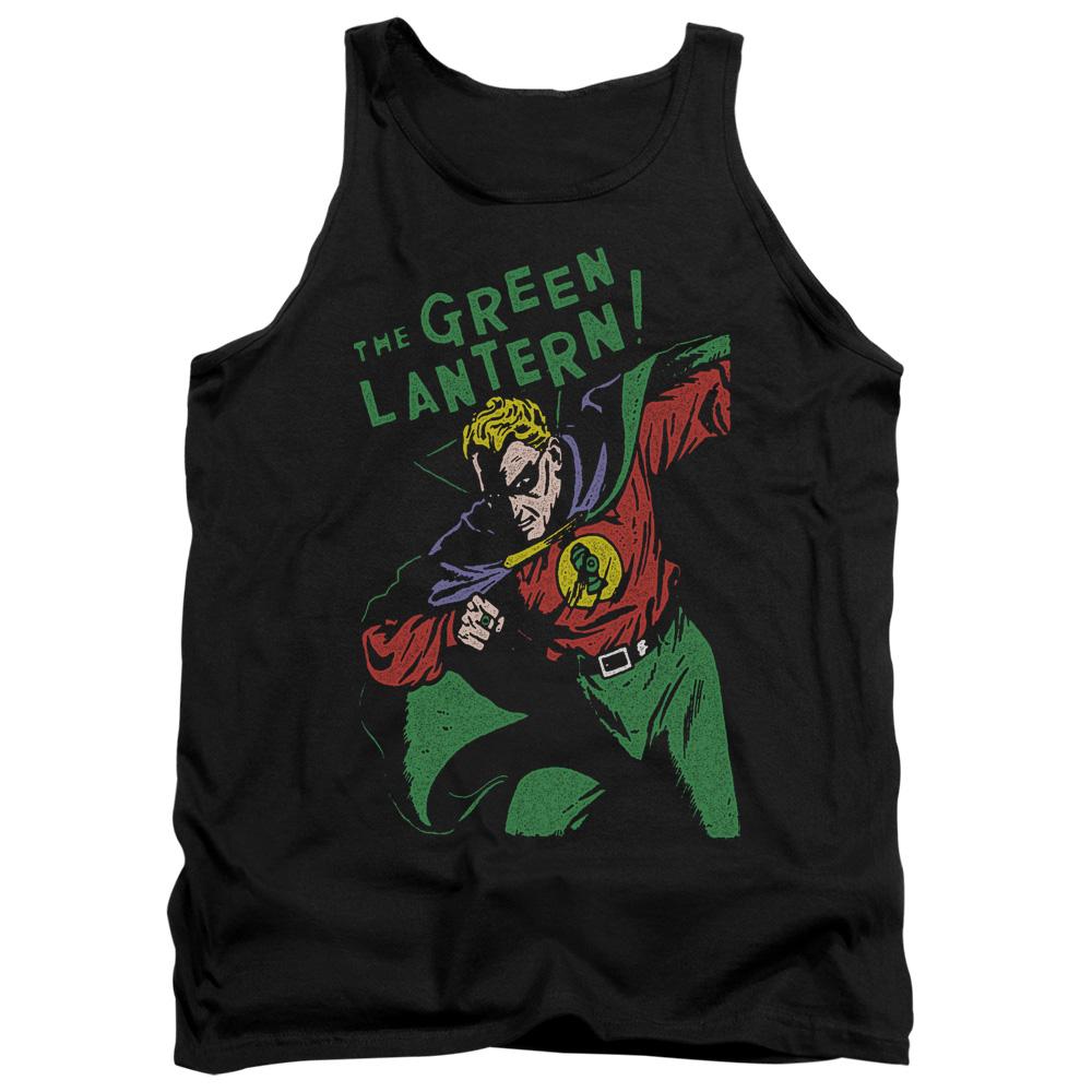 Green Lantern First Tank Top