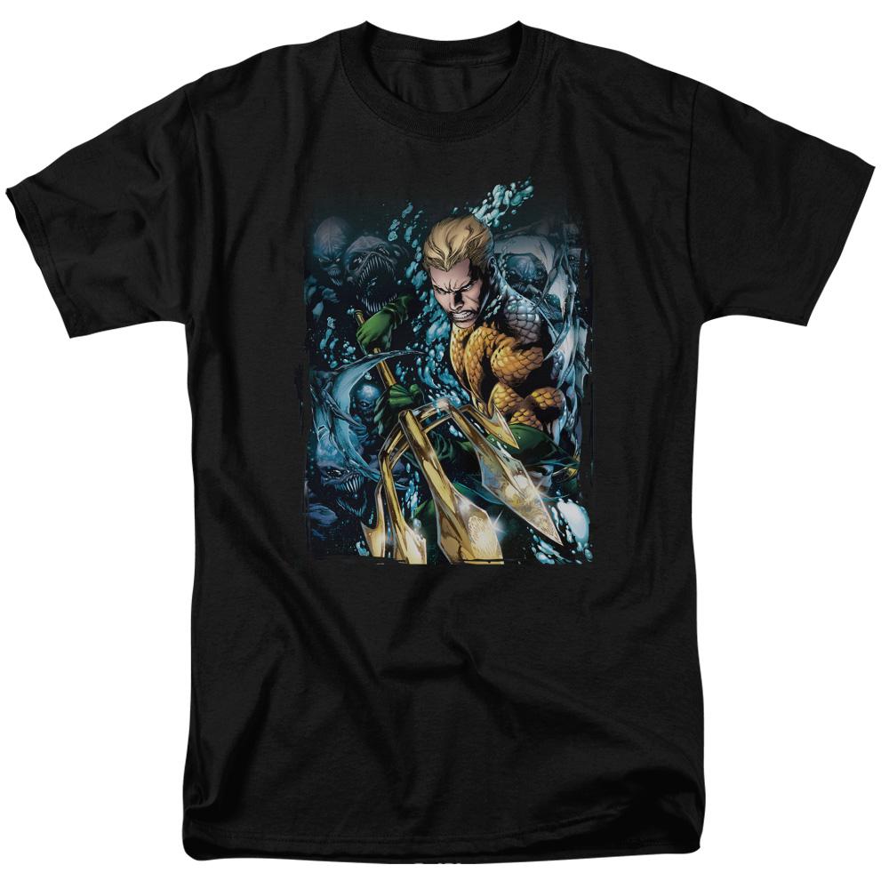 Aquaman Trident T-Shirt