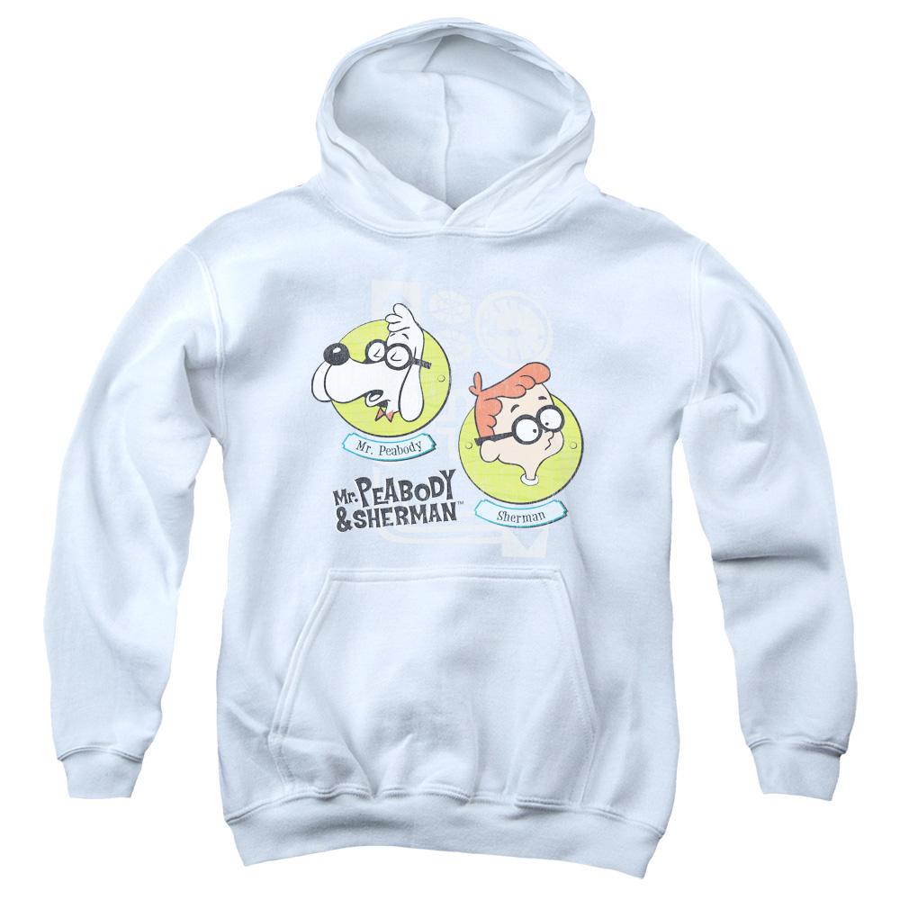 Mr. Peabody and Sherman Gadgets Kids Hoodie
