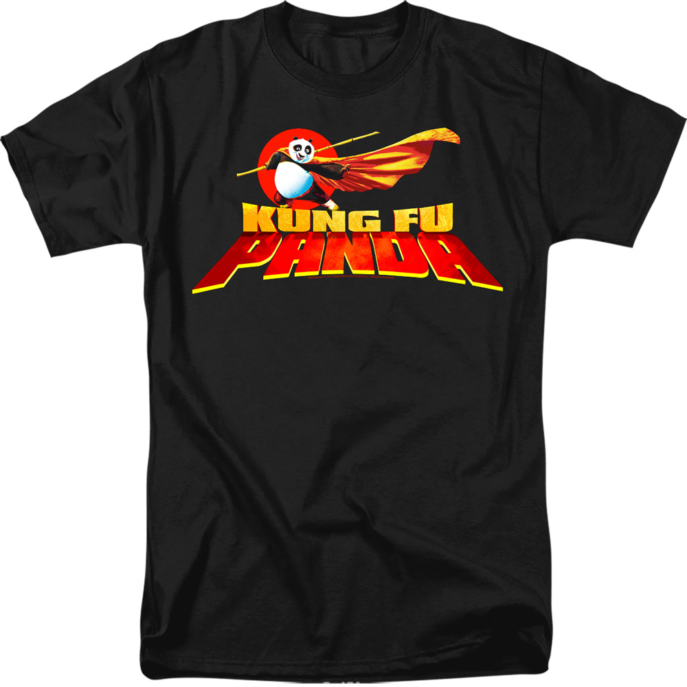 Kung Fu Panda Kung Fu Panda T-Shirt