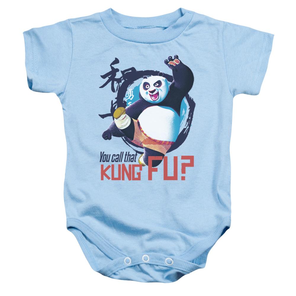 Kung Fu Kung Fu Panda Baby Bodysuit