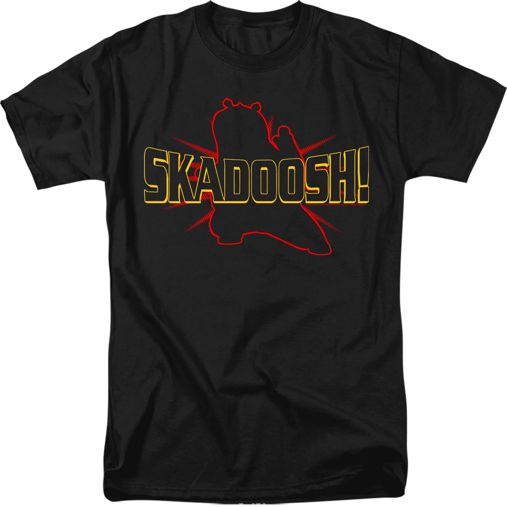 Skadoosh Kung Fu Panda T-Shirt