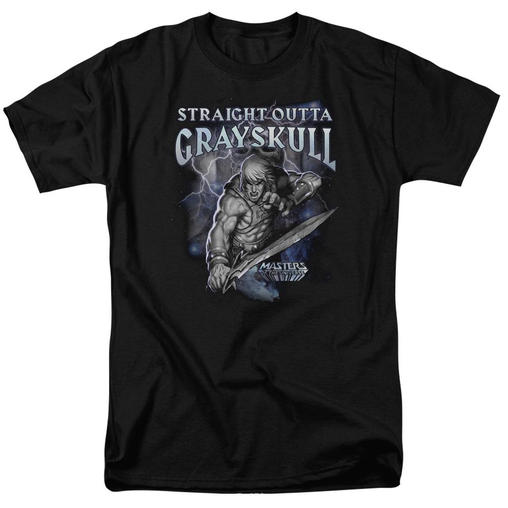 Masters of the Universe Straight Outta Grayskull T-Shirt
