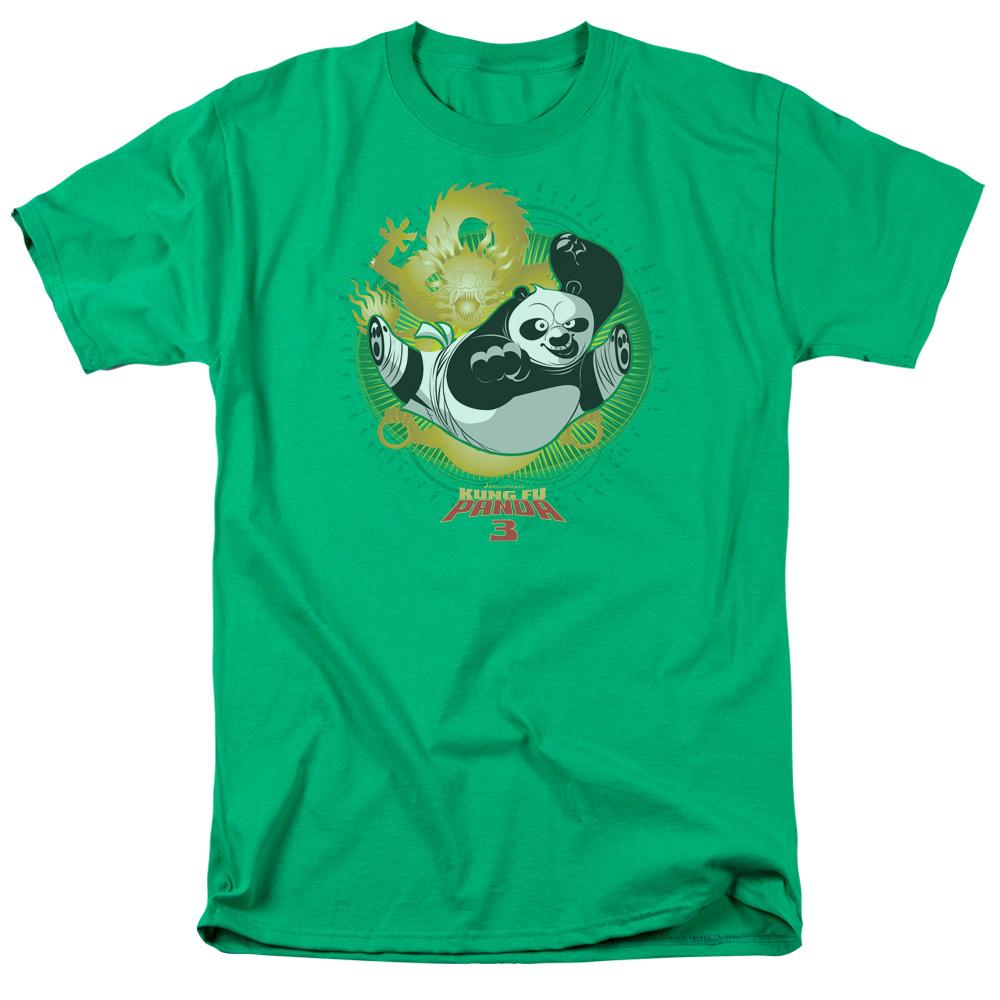 Drago Po Kung Fu Panda T-Shirt