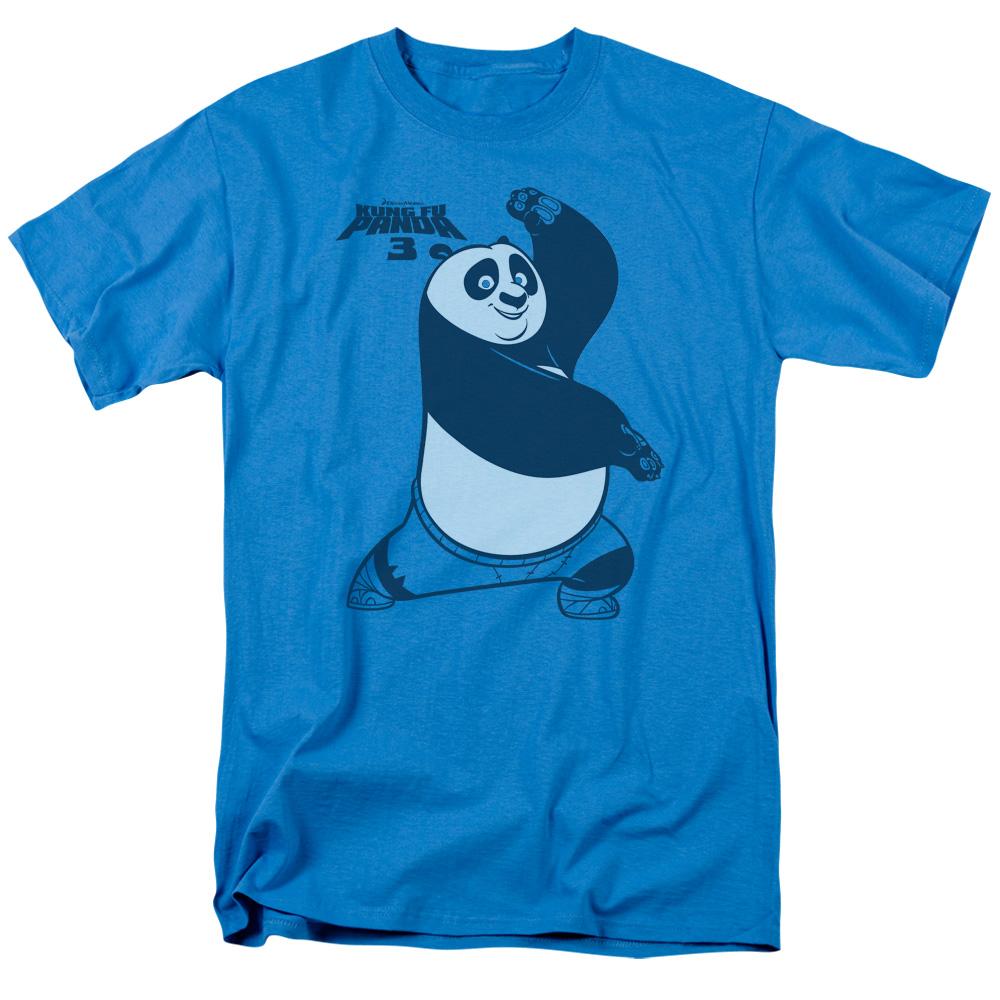 Fighting Stance Kung Fu Panda T-Shirt
