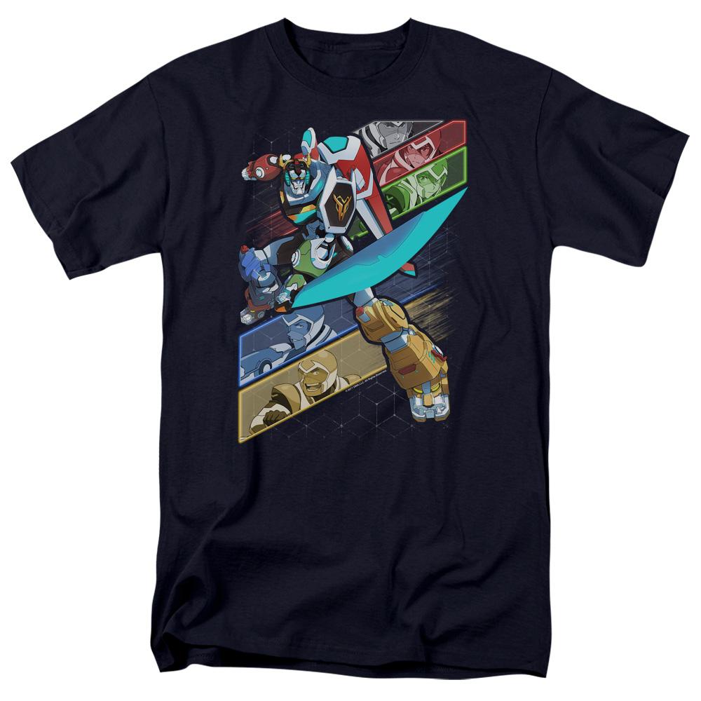 Crisscross Voltron T-Shirt