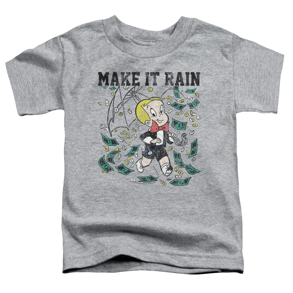 Richie Rich Make It Rain Toddler T-Shirt