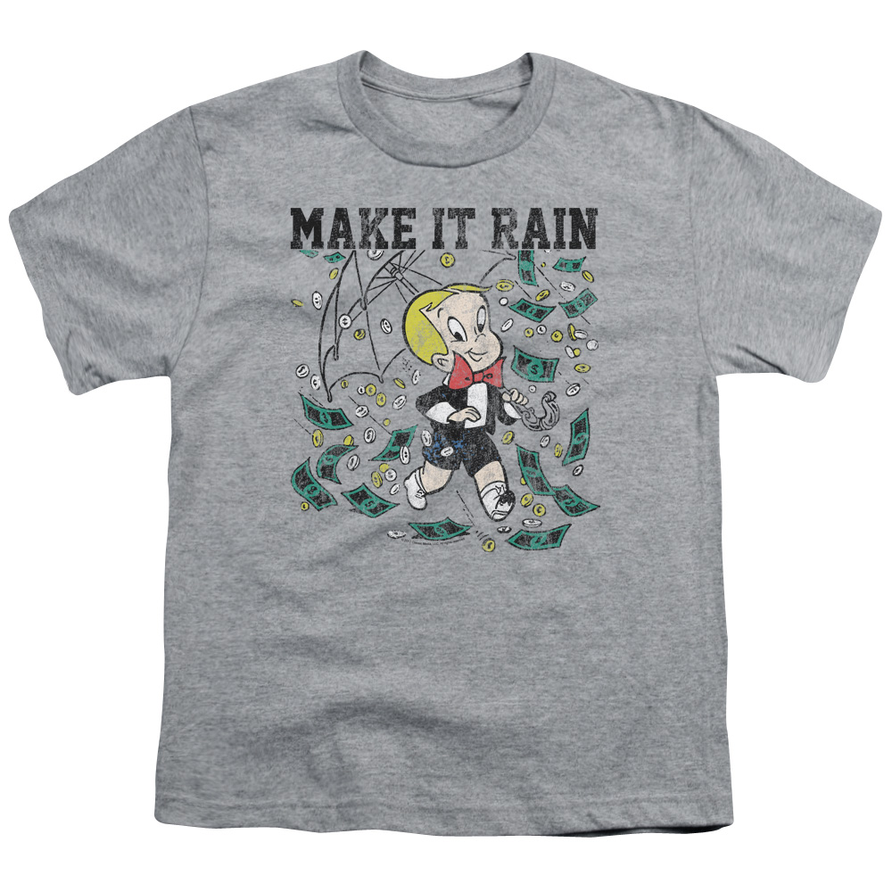 Richie Rich Make It Rain Kids T-Shirt
