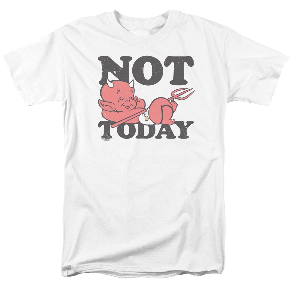 Hot Stuff Not Today T-Shirt