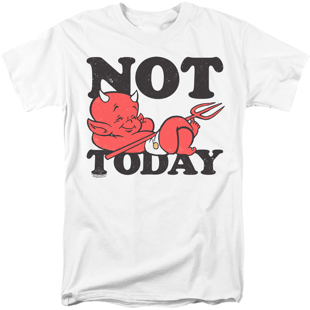 Hot Stuff Not Today T-Shirt