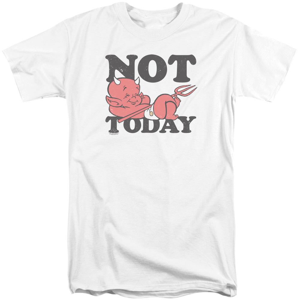 Hot Stuff Not Today Tall T-Shirt