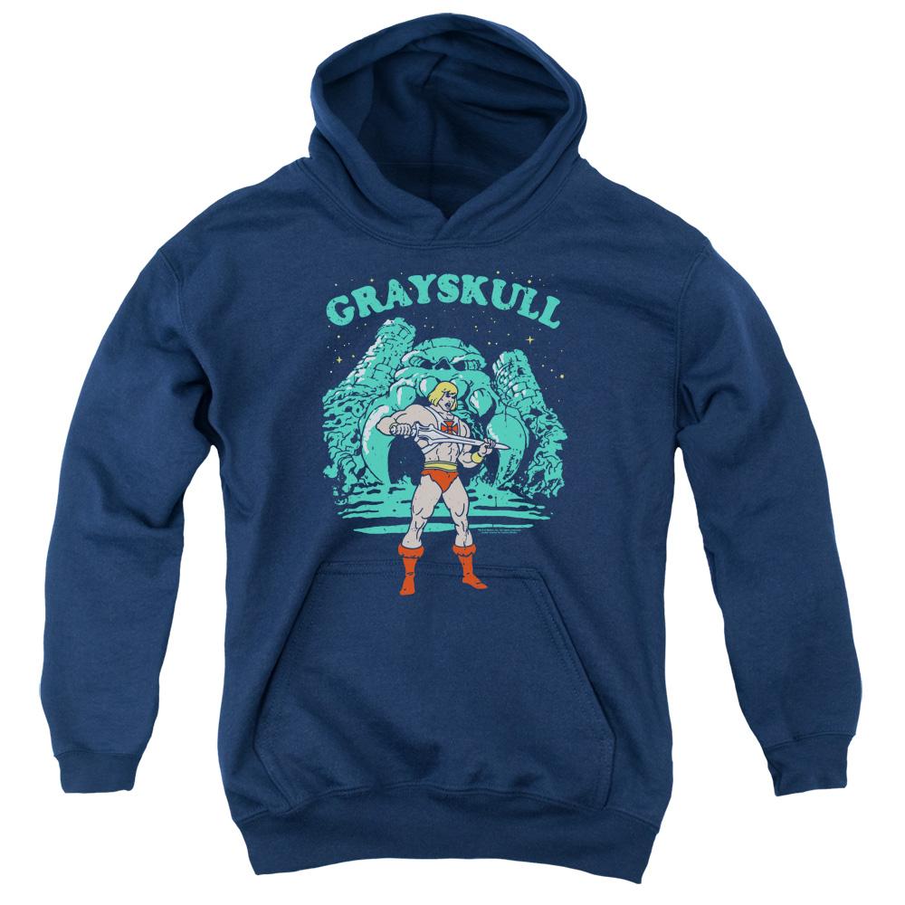 Masters of the Universe Grayskull Nights Kids Hoodie