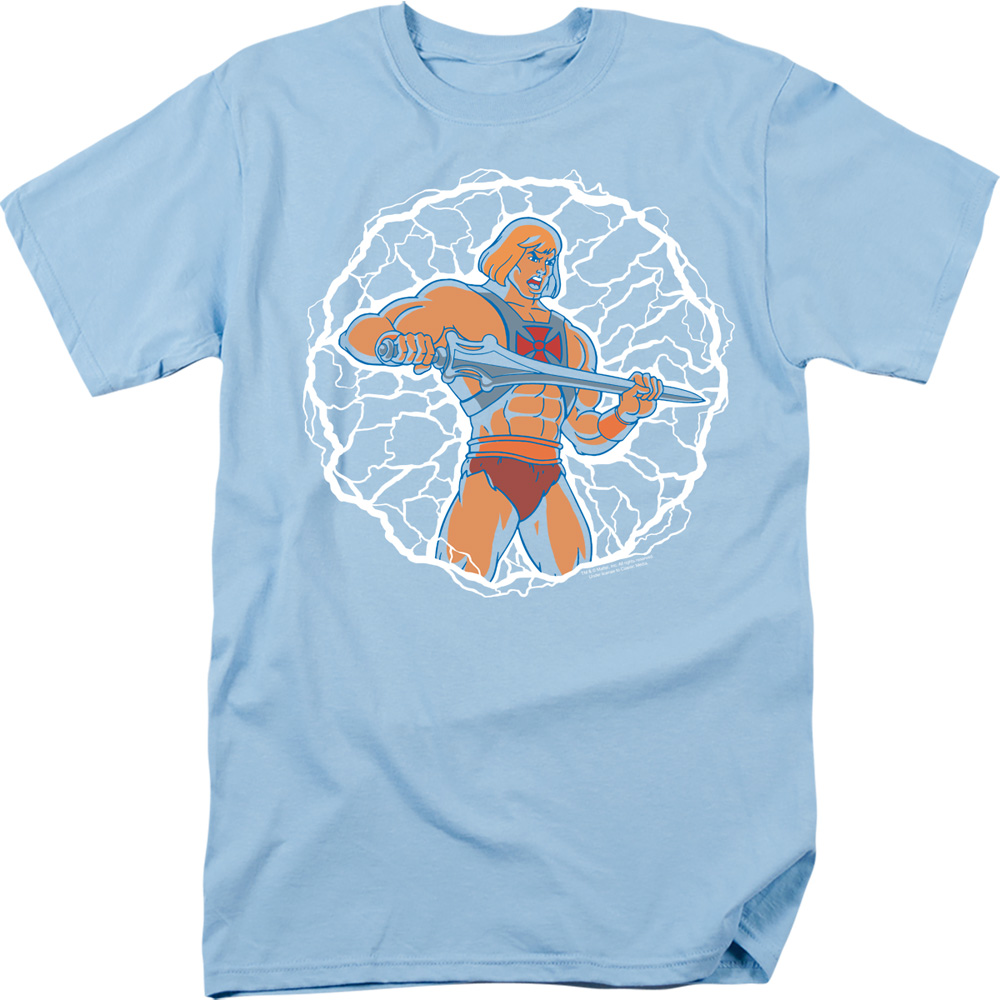 Masters of the Universe Lightning Power T-Shirt