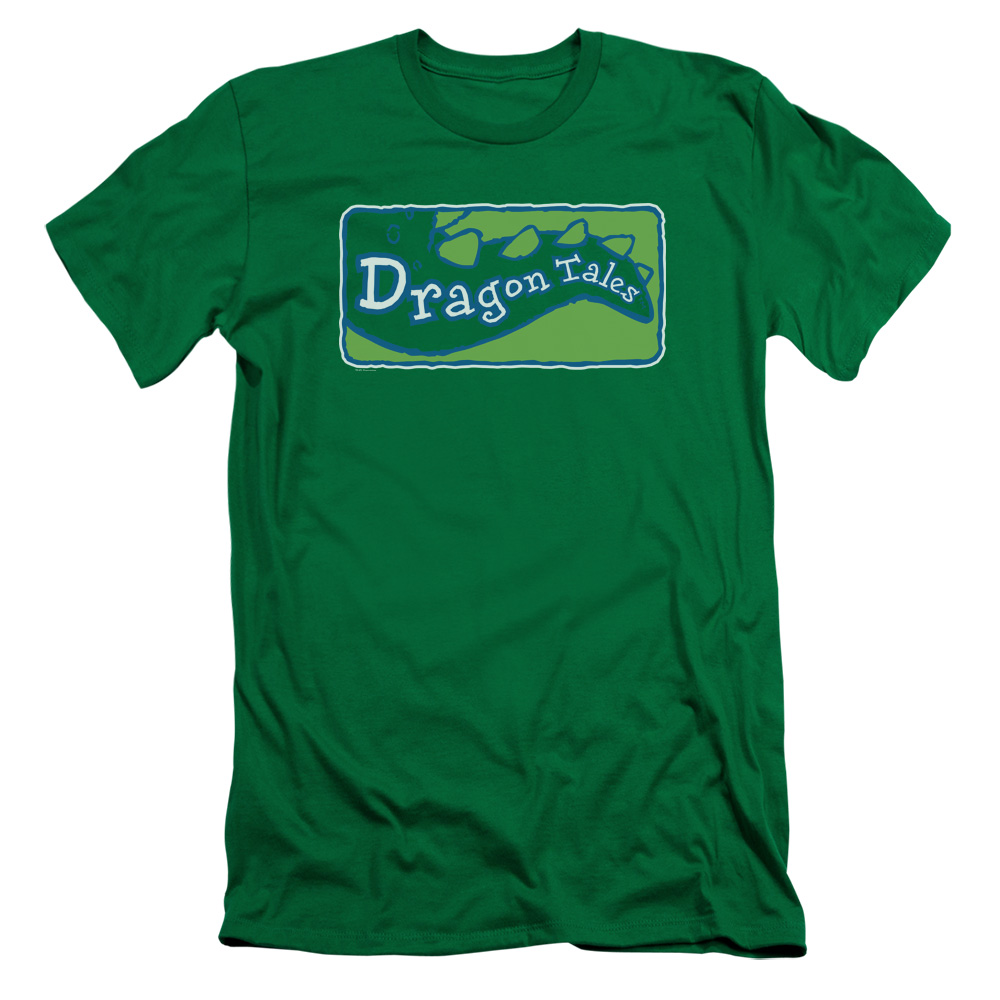 Dragon Tales Slim Fit T-Shirt