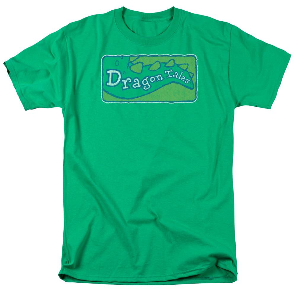 Dragon Tales Distressed T-Shirt
