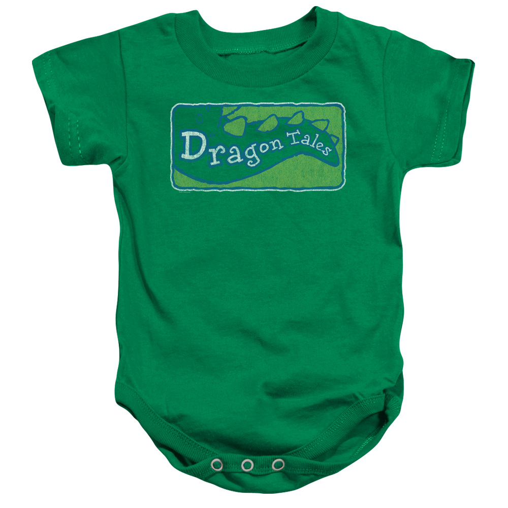 Dragon Tales Distressed Baby Bodysuit
