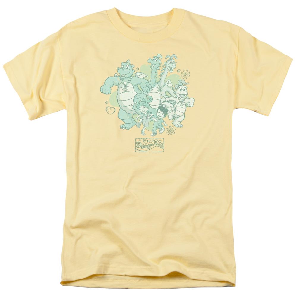 Dragon Tales Group T-Shirt