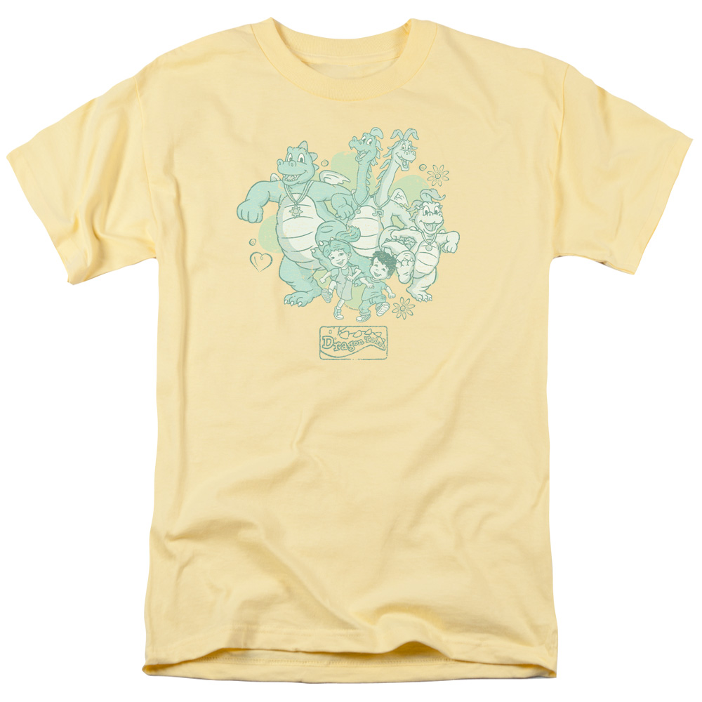 Dragon Tales Group T-Shirt