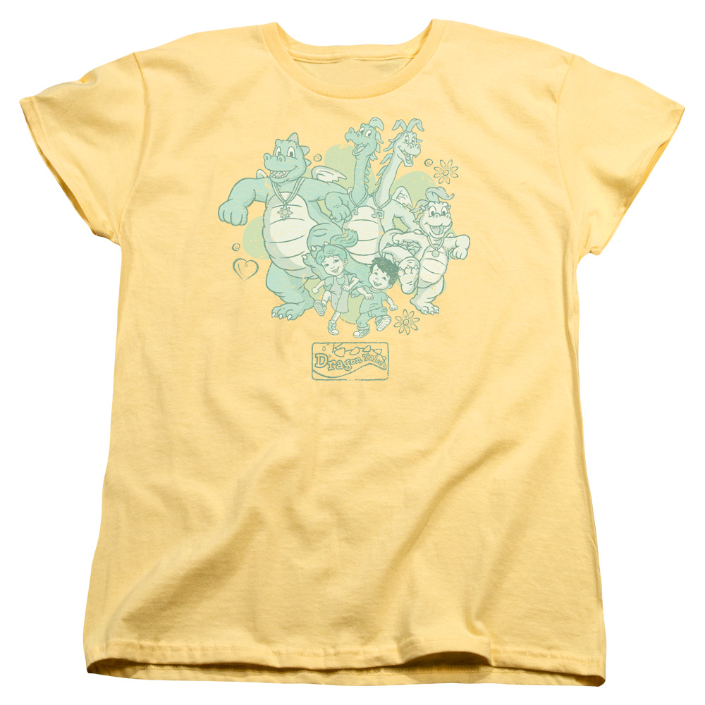 Dragon Tales Group Women's T-Shirt