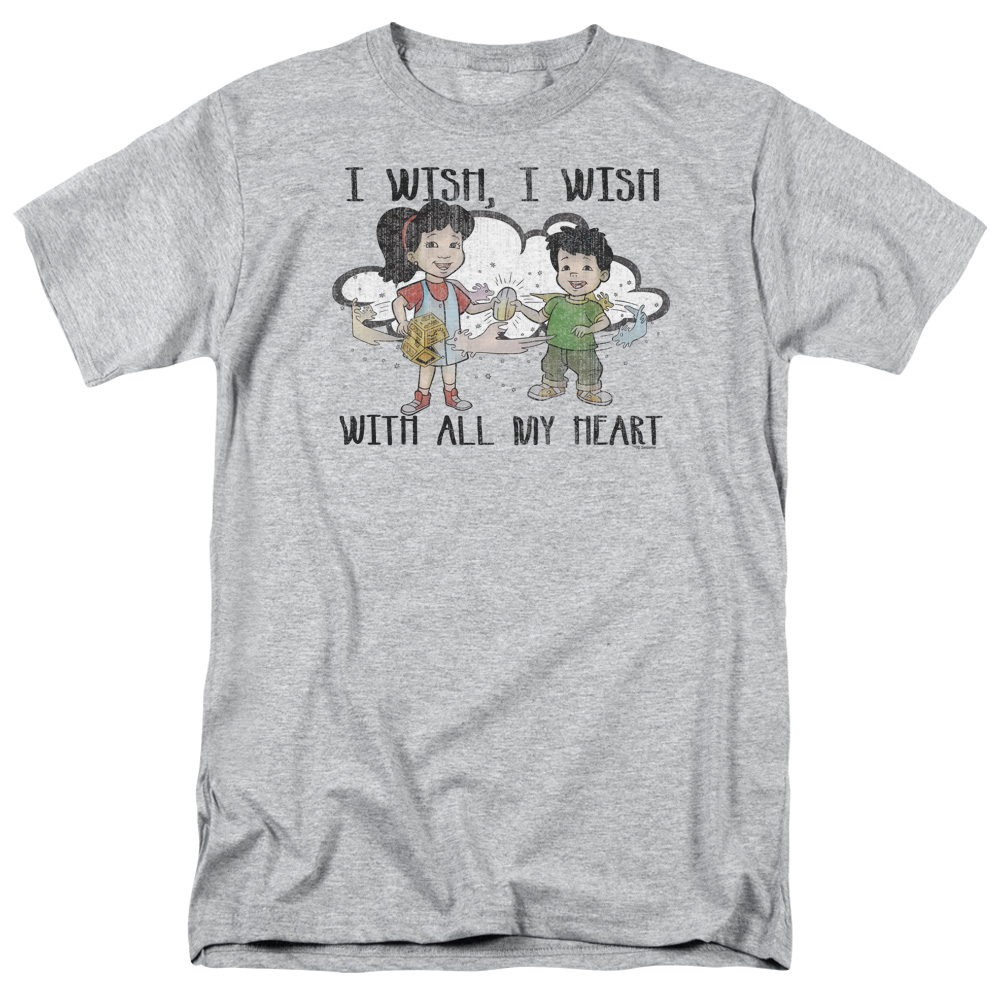 Dragon Tales I Wish With All My Heart T-Shirt