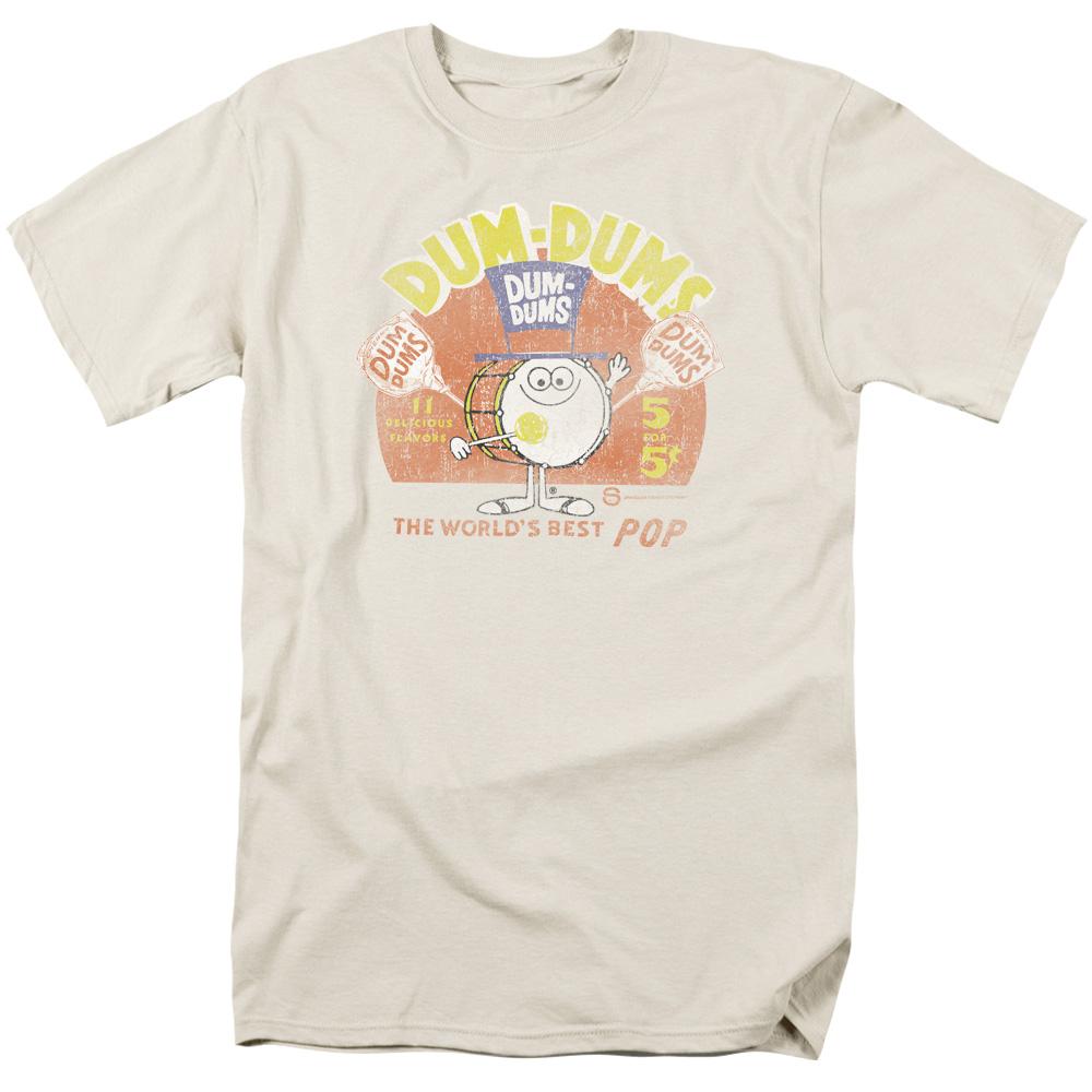 Dum Dums Best Pop T-Shirt