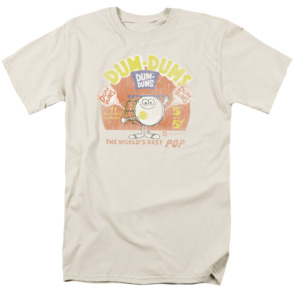 Dum Dums Best Pop T-Shirt