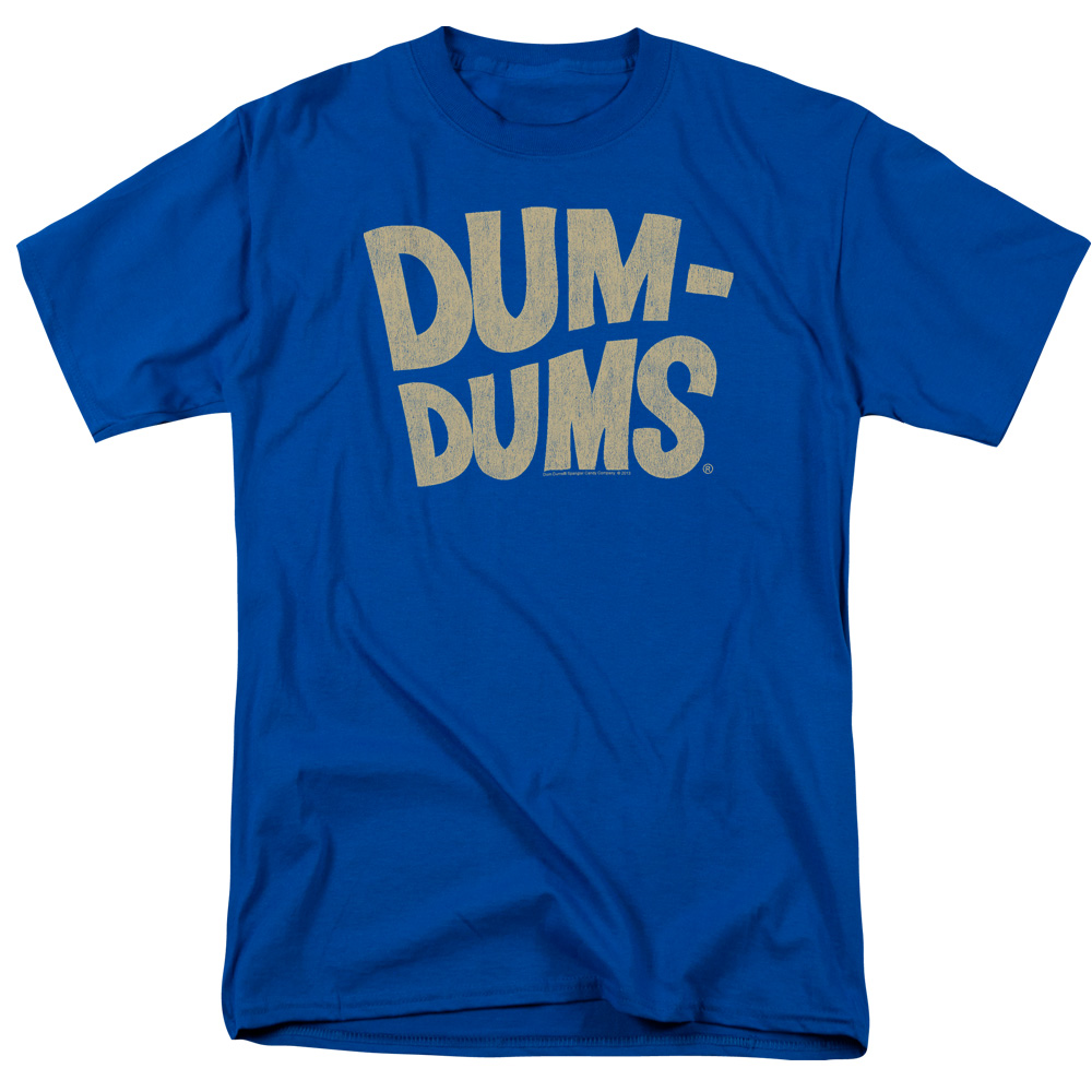 Dum Dums Distressed Logo T-Shirt