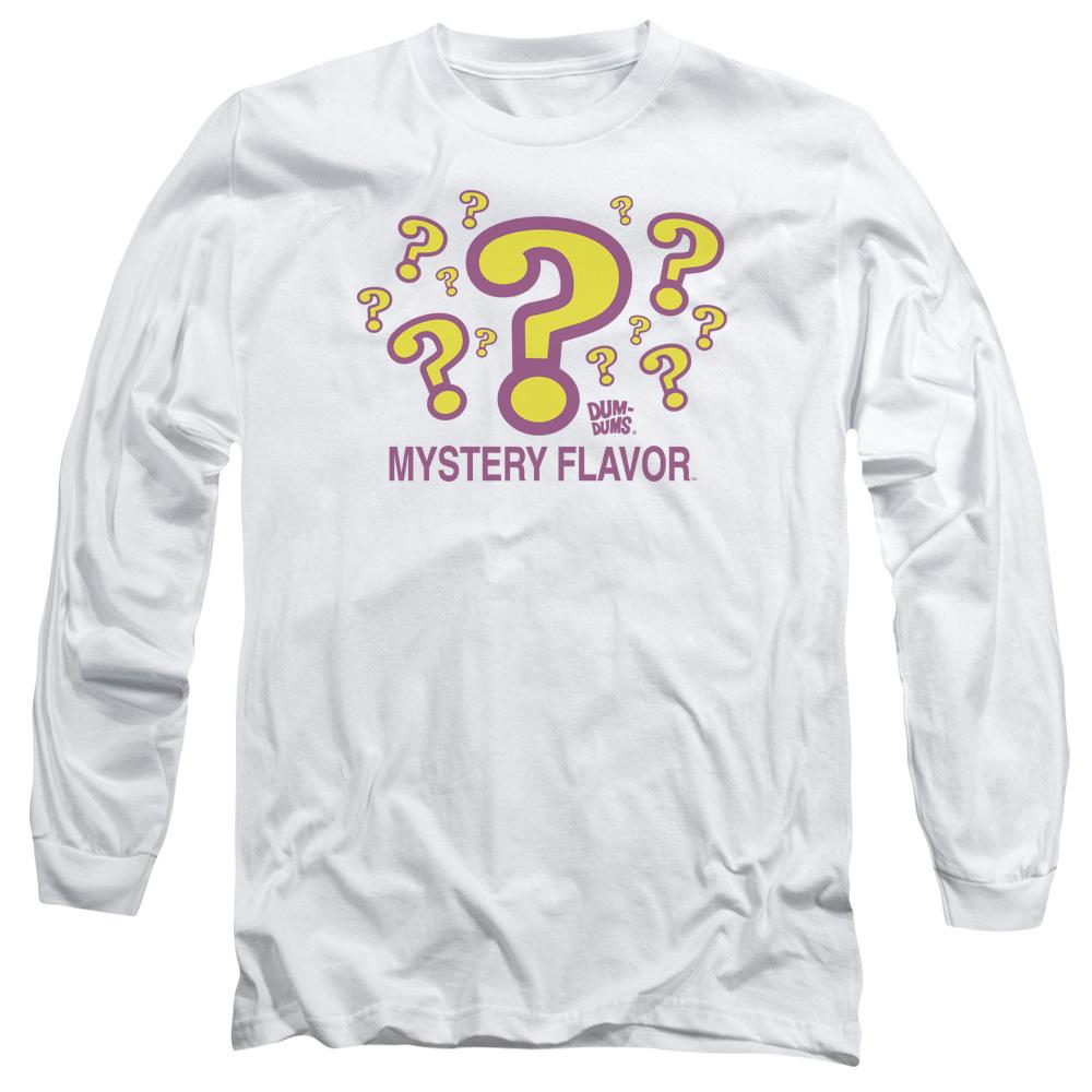 Dum Dums Mystery Flavor Long Sleeve Shirt