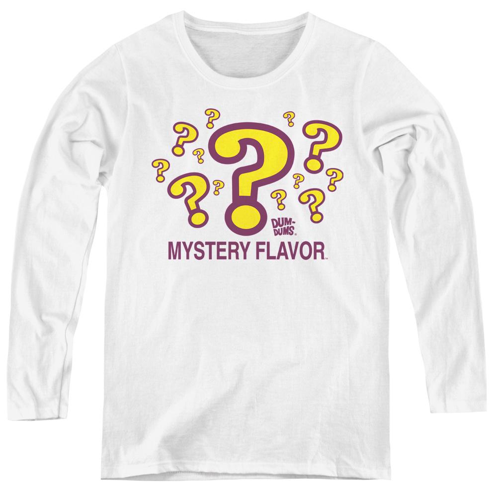 Dum Dums Mystery Flavor Women's Long Sleeve Shirt