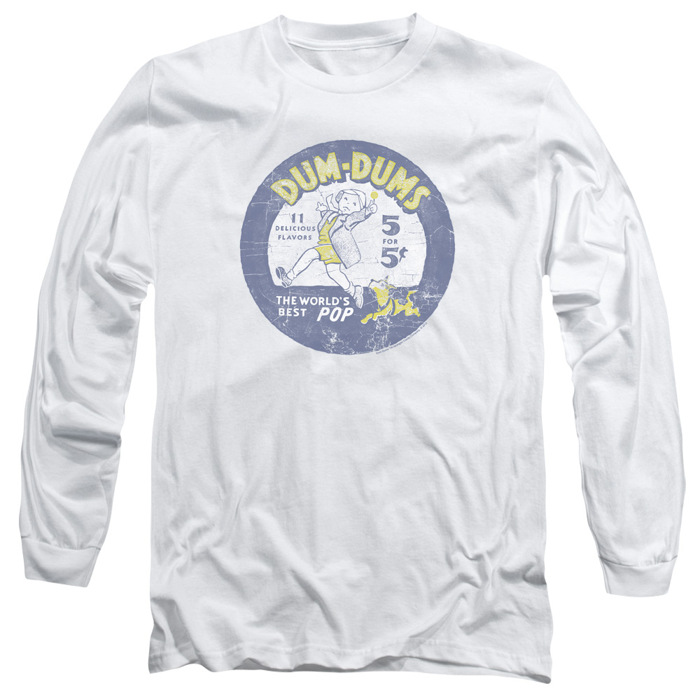 Dum Dums Pop Parade Long Sleeve Shirt