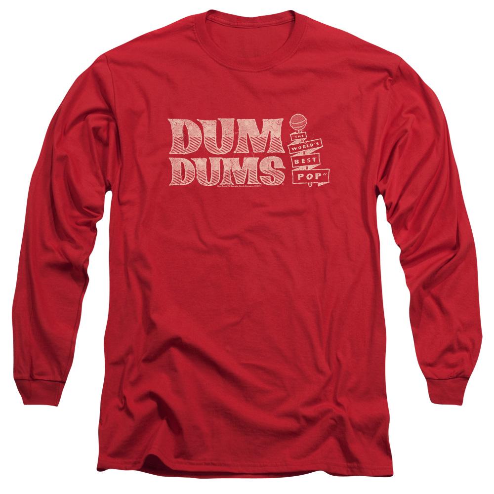 World's Best Dum Dums Long Sleeve Shirt