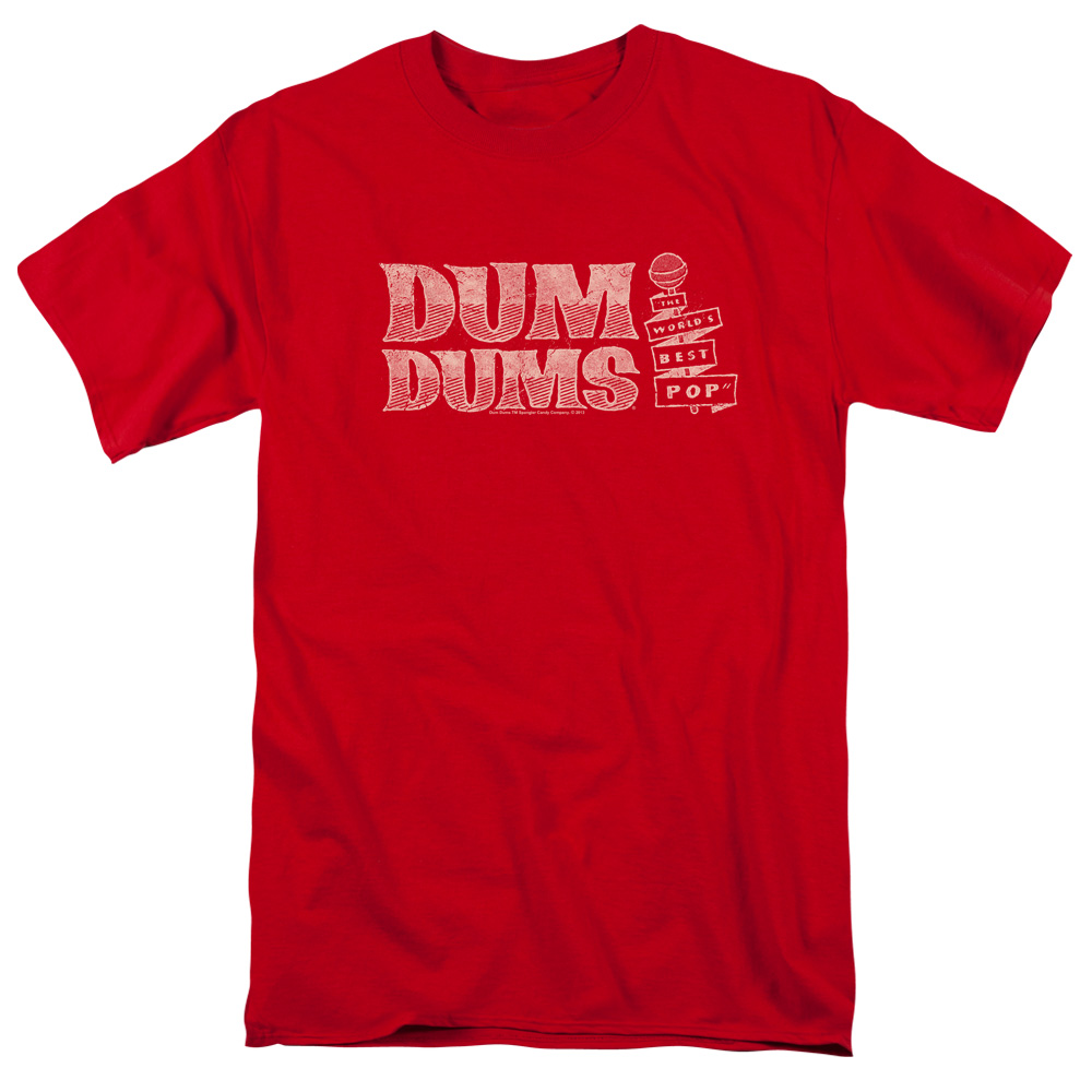 World's Best Dum Dums T-Shirt