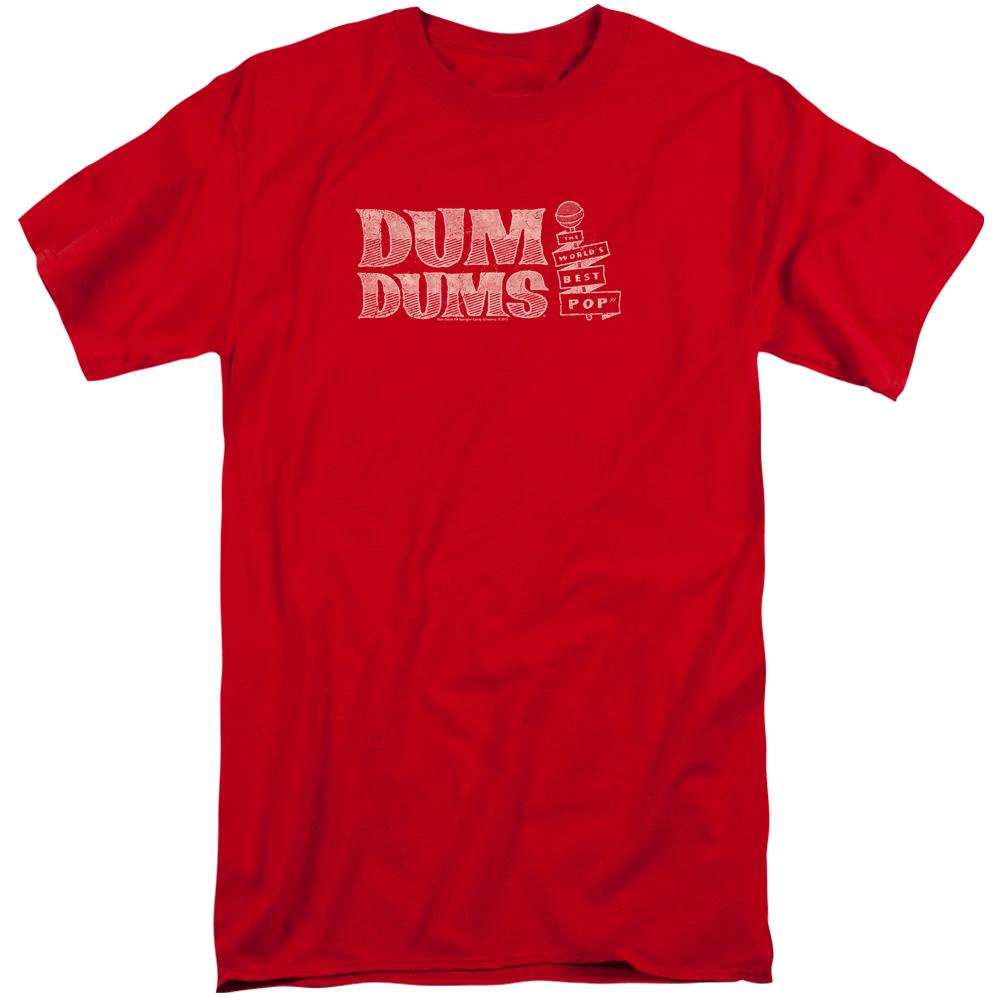 World's Best Dum Dums Tall T-Shirt