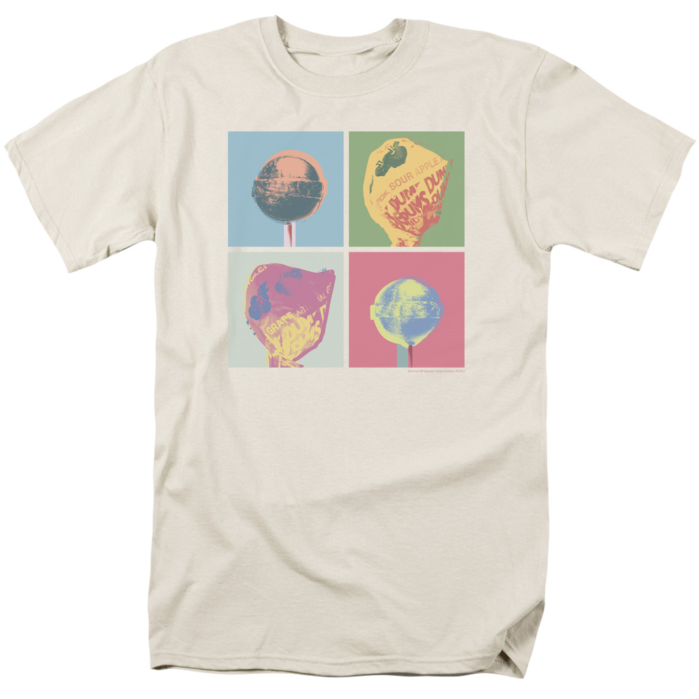 Dum Dums Pop Art T-Shirt