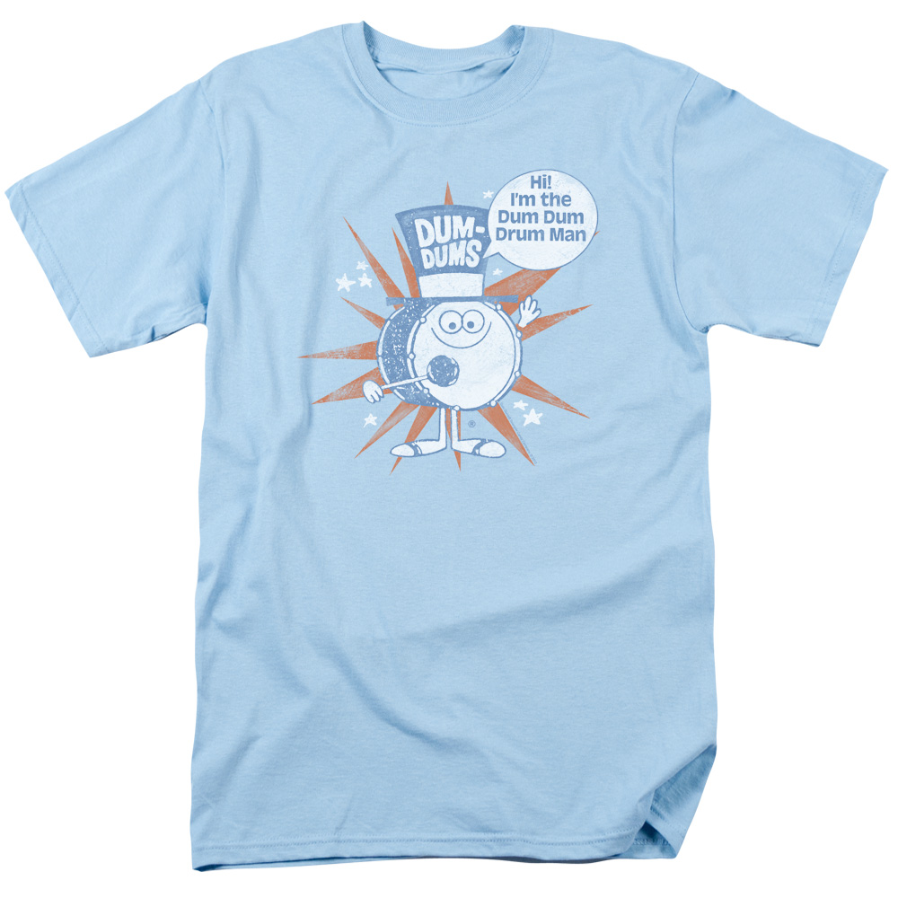 Dum Dums Drum Man T-Shirt