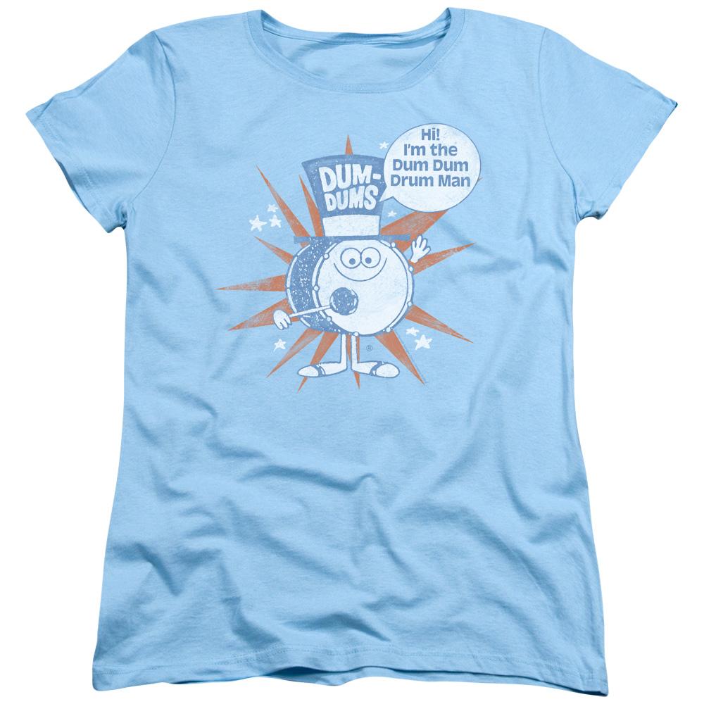 Dum Dums Drum Man Women's T-Shirt