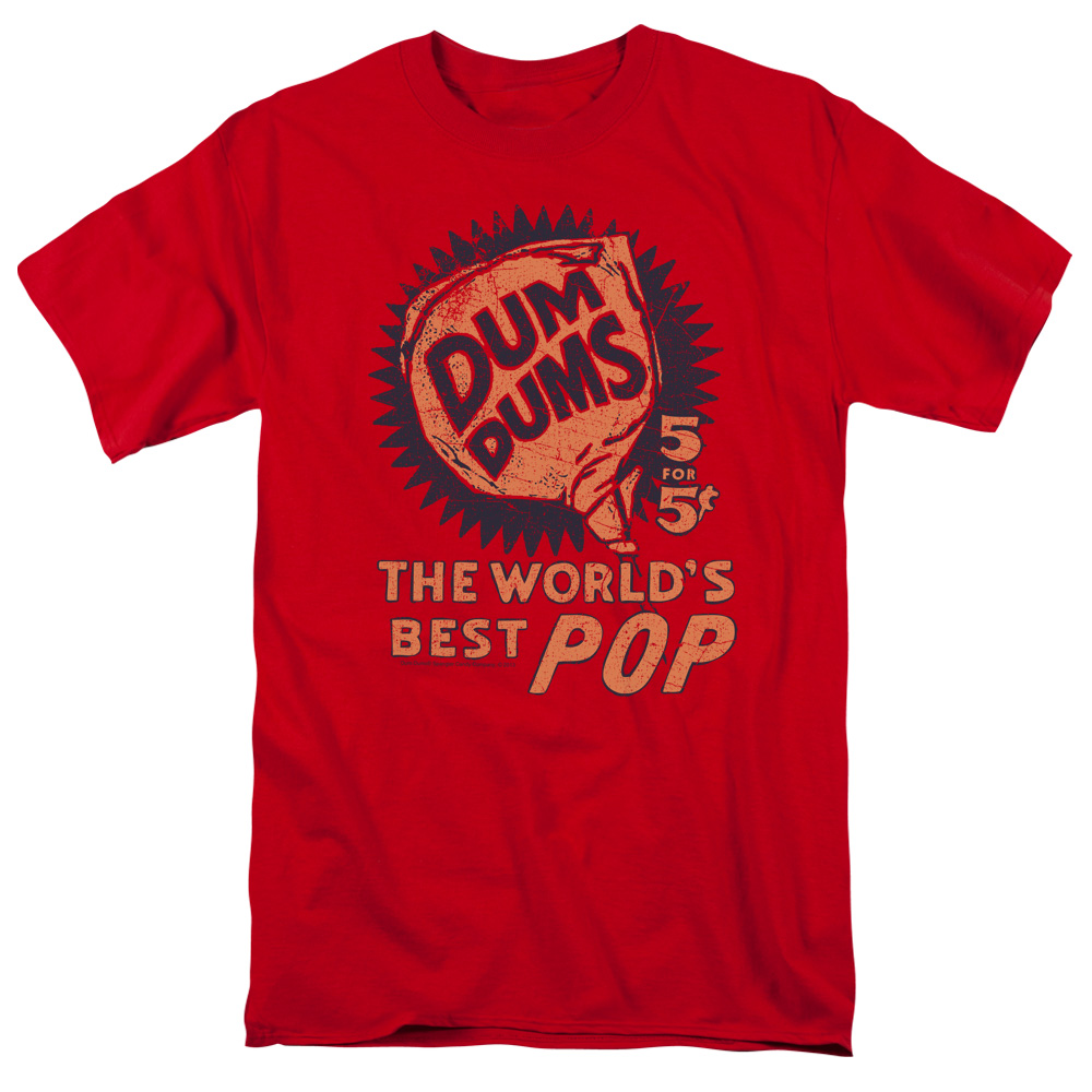 Dum Dums 5 For 5 T-Shirt