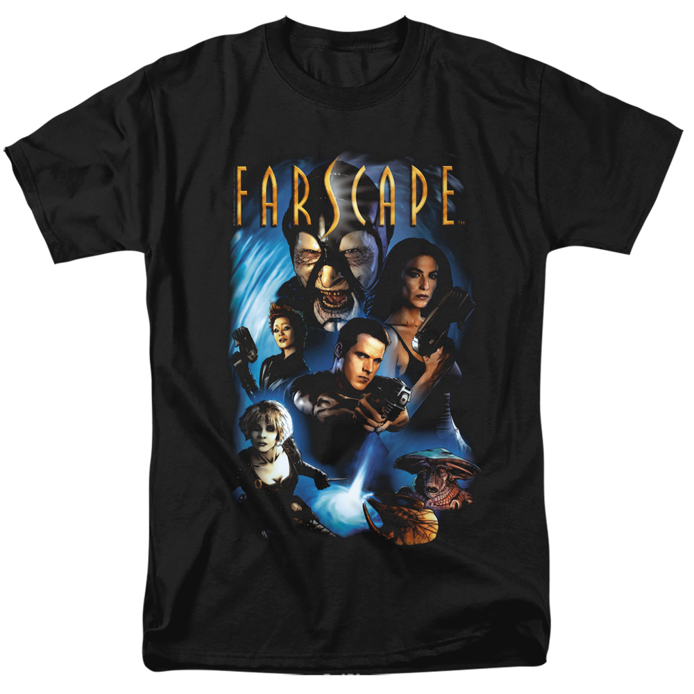 Farscape Comic Cover