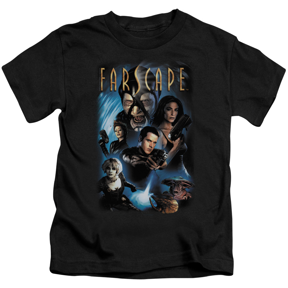 Farscape Comic Cover Juvy T-Shirt