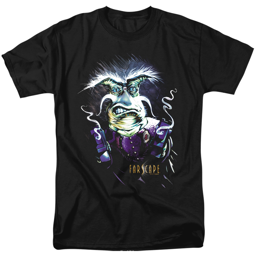 Farscape Rygel Smoking Guns T-Shirt