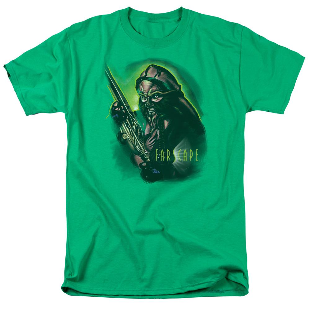 Farscape Dargo Warrior Action T-Shirt