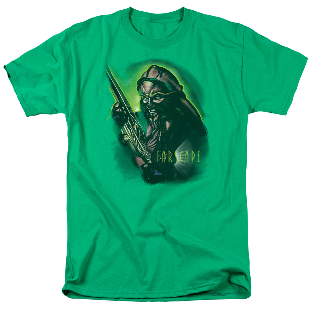 Farscape Dargo Warrior Action T-Shirt