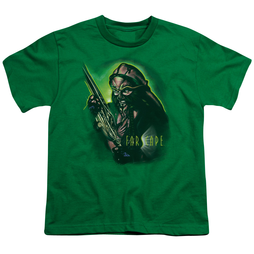 Farscape Dargo Warrior Action Kids T-Shirt