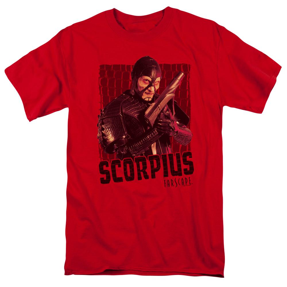 Farscape Scorpius