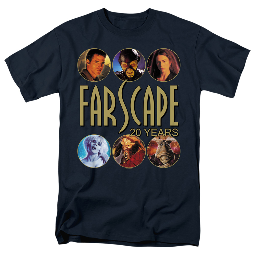 Farscape 20 Years T-Shirt