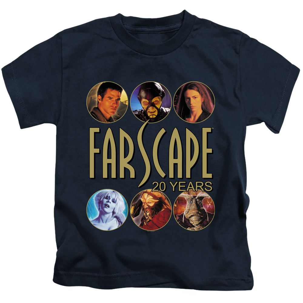Farscape 20 Years Juvy T-Shirt