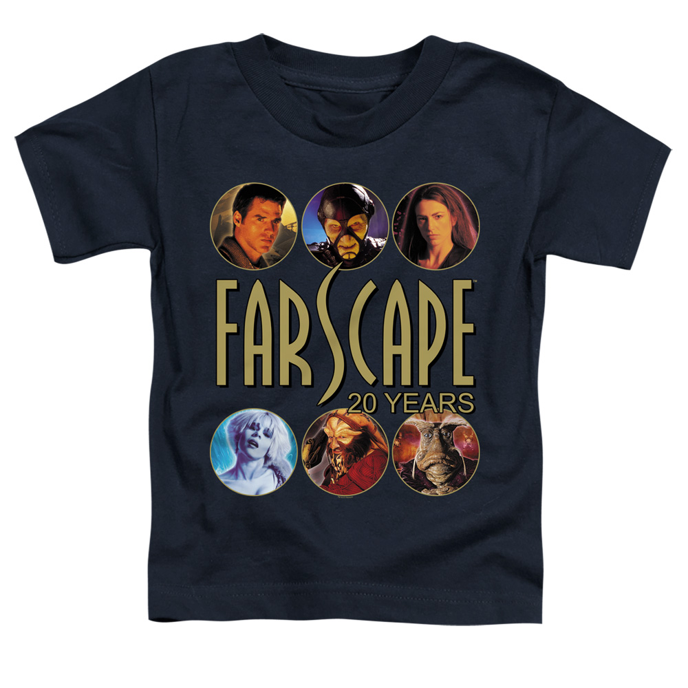 Farscape 20 Years Toddler T-Shirt